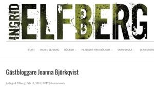 Elfberg blogg